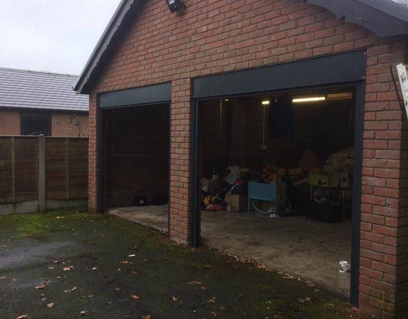 Garage Door Installation in Wigan