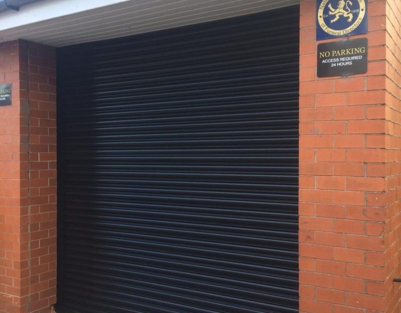 Garage door installation horwich