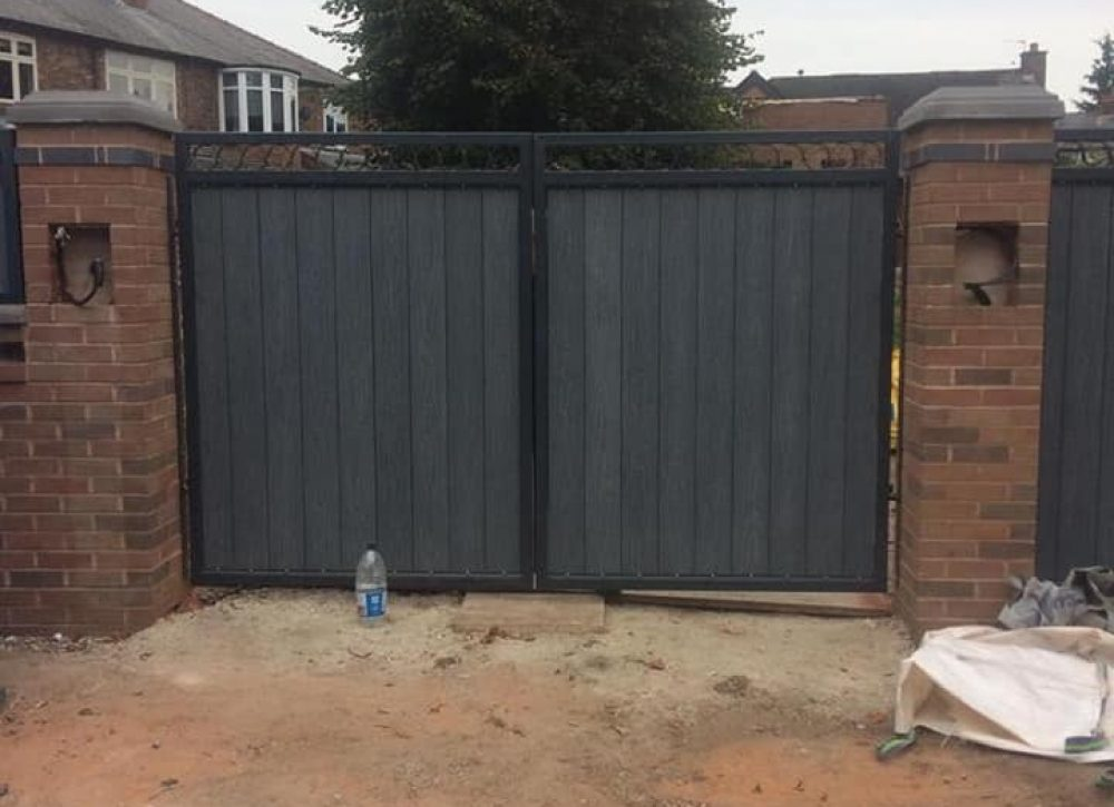 Security Gates in Warrington