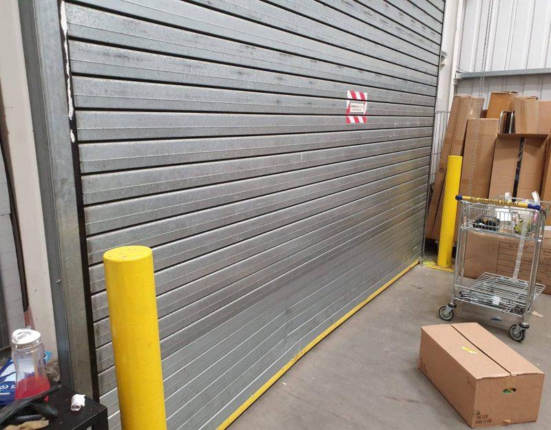 security shutter repairs