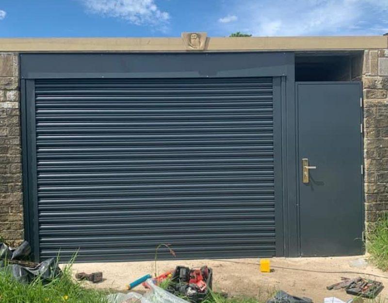 steel door and shutter (1)